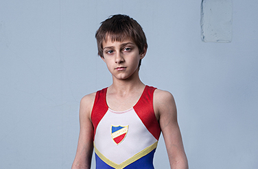 Samuel Lugassy - Gymnasts and Wrestlers